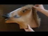 Видеообзор маски Лошади vk.com/mask_show48